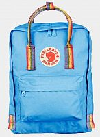 Рюкзак Kanken Mini Rainbow Air Blue