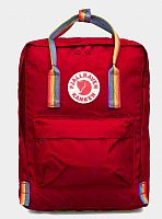 Рюкзак Fjallraven Kanken Rainbow Orange Reg