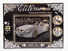 "Мозаика из страз ""Elite Diamond"" Автомобиль"