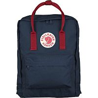 Рюкзак Fjallraven Kanken Royal blue / Red